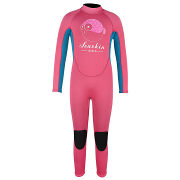 Seaskin Girls Scuba Diving Full Suits