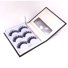 3 Pairs False Eyelashes Synthetic Hair