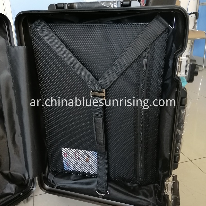 Aluminum Frame Trolley luggage
