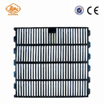 High Quality Cast Iron Slat Grate For Pig