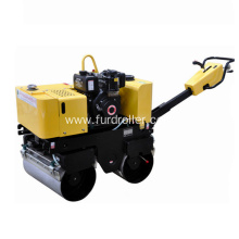 Hand Operated Double Drum Soil Compactor Road Roller