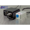 Long Coherent Diode Blue Laser