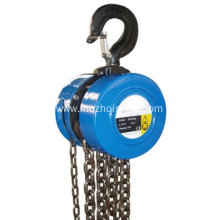 100kg  HSZ chain pulley block