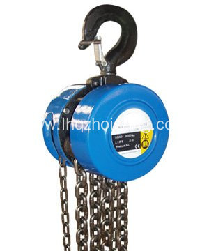0.5T-20T round shape HSZ chain block