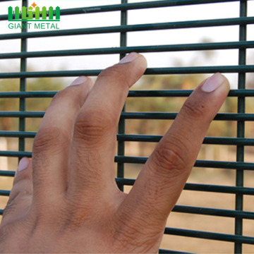 High Security PVC-Coated 358 Fence Welded Wire Mesh