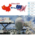 Direct charter flights to USA  promotion