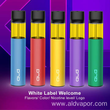 New Invention 2500 Puffs Disposable Electronic Cigarette