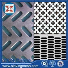 Coated Perforated Metal Sheet