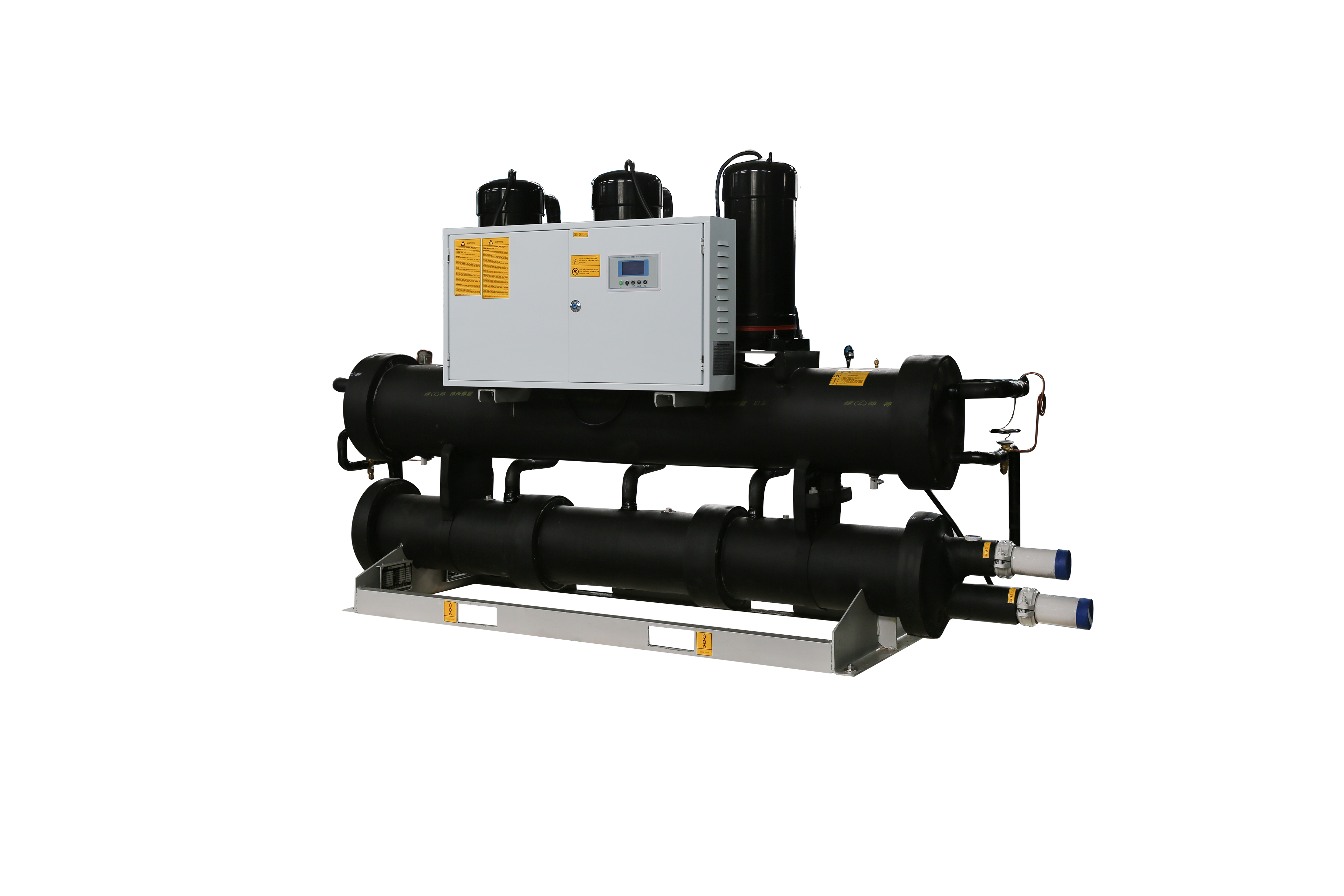 117kW Water Cooled Modular Chiller
