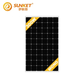 60Cells Monocrystalline silicon 320w Solar Panel