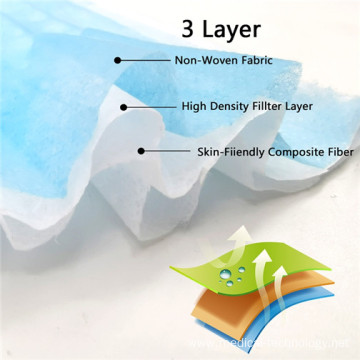 3 Ply Protective Mask
