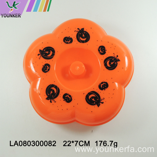 Halloween party fruit dessert cake multifunctional plate