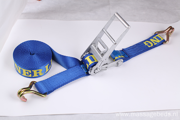 "3""10T EN 12195-2 Heavy Duty Ratchet Straps"