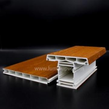 PVC Plastic Construction Material Profiles