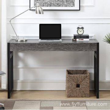 Modern Slim Metal Console Table Online