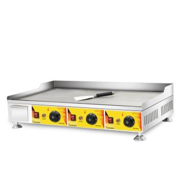 electric griddle 110/220/380V with high quality for sale