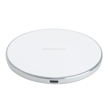 Fast Wireless Charger10W Aluminium Alloy Qi Wireless Charger