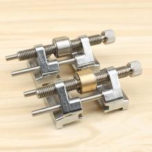 LanLan Stainless Steel Side Clamping Fixed Angle Honing Guide for Wood Chisel Planer Blade Flat Chisel Edge Sharpening