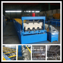 New Automatic Steel Floor Decking Roll Forming Machine