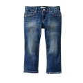 New Fashion Children Cotton Spandex Denim Capris