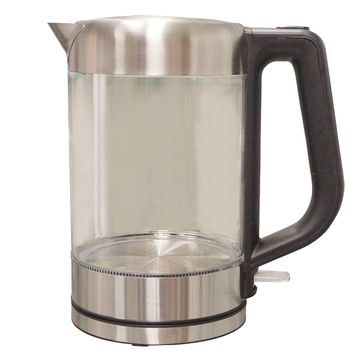 Electric glass water kettle