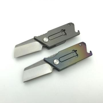 Multi Purpose Key Folding Tactical Pocket Knife