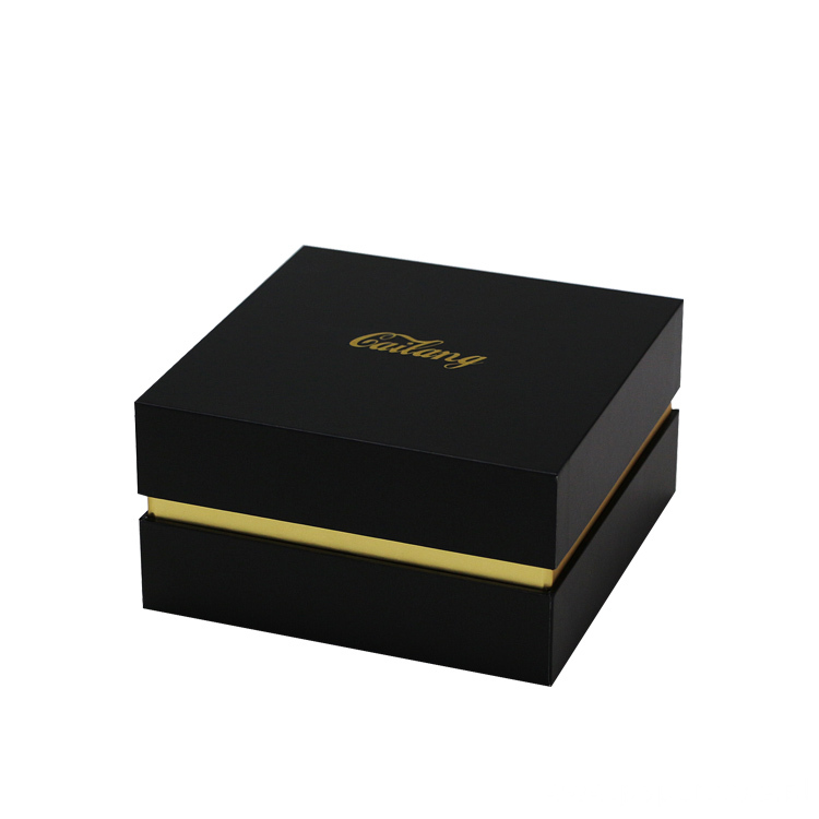 Customized Luxury Inner circumference Gift Box With Lid
