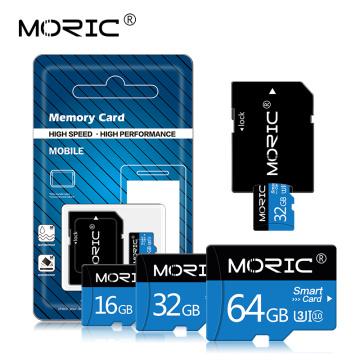 Original Class10 Micro SD Smart TF Card 64GB 128GB 32GB 16GB 8GB U1 Memory Card Flash Card Mini Microsd TF/SD for Phone