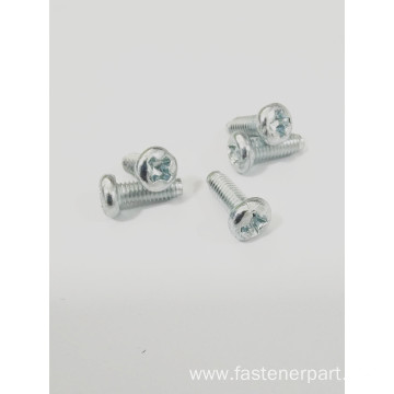 Round Cold Slotted Flat Heading Machine Drywall Screws