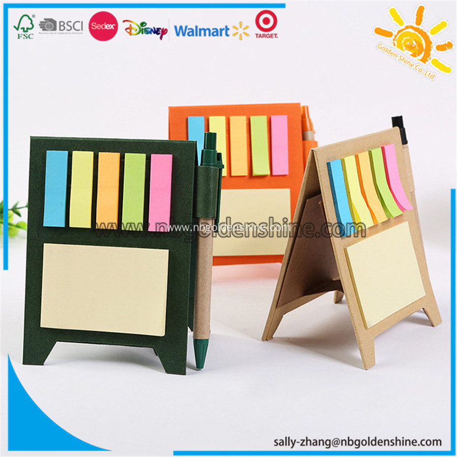 Assorted Colors Sticky Note Sets