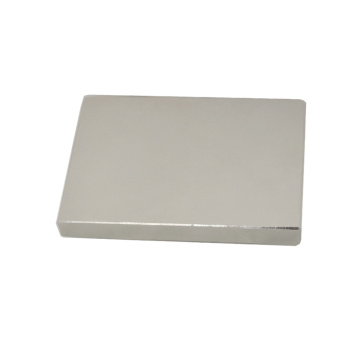 55*40*6 Permanent Strong Force Ndfeb Magnet