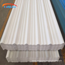 Building material Anti-corrosion PVC tejas Roof sheet