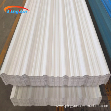thermal insulation tejas building upvc roofing sheet