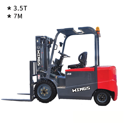 3.5T Electric Forklift 7m