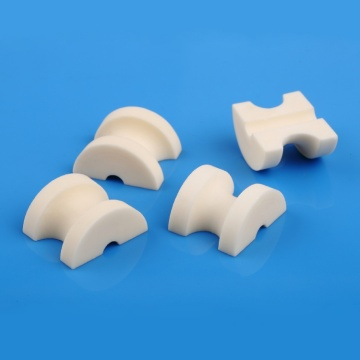 High purity alumina ceramic support component