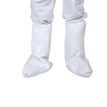 Disposable PP+FE Non-woven Fabric Protective Shoe Cover