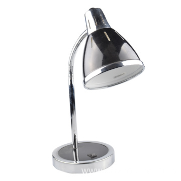 Black Color Simple Style Lamp Iron Table Lamp