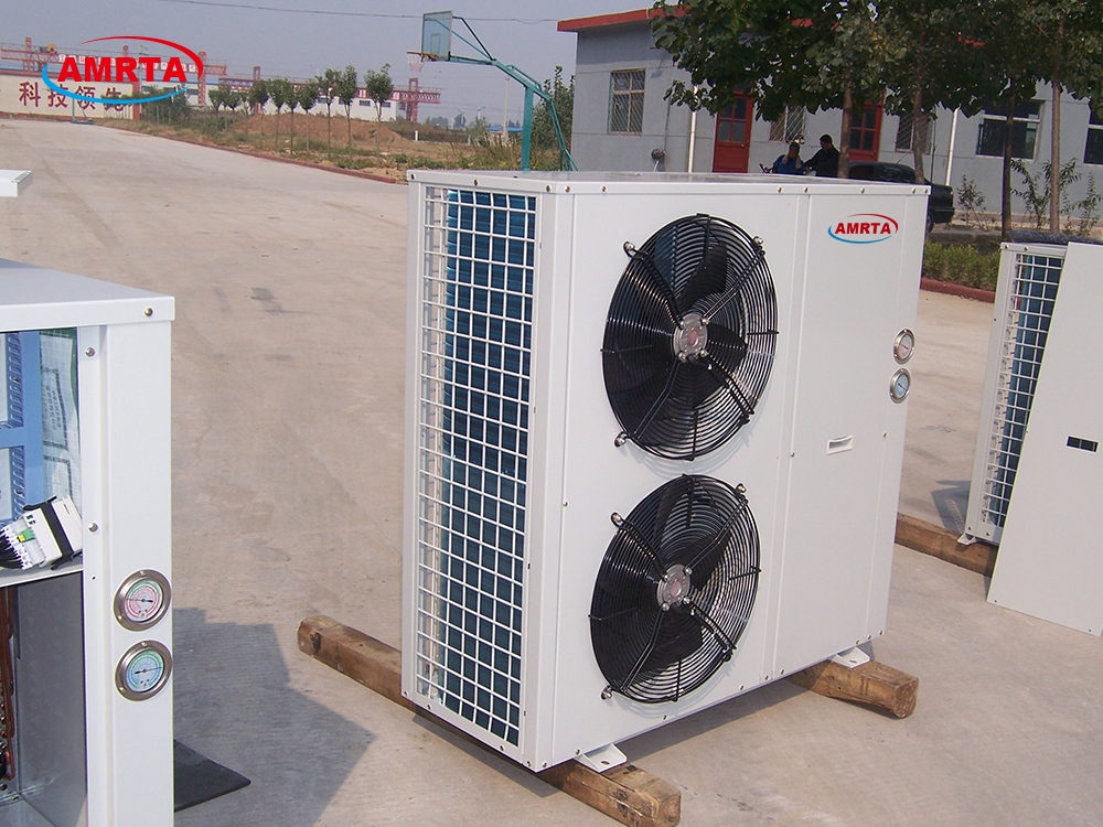 Amrta Air Cooled Scroll Mini Chiller