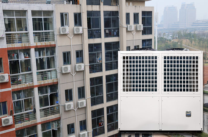 R410a Commercial Heat Pump