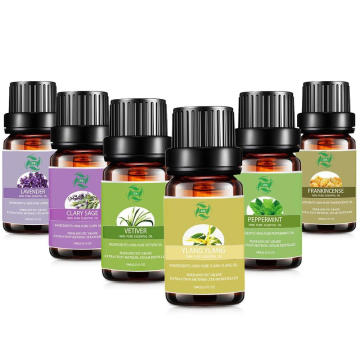 OEM cosmetic grade essential oil set