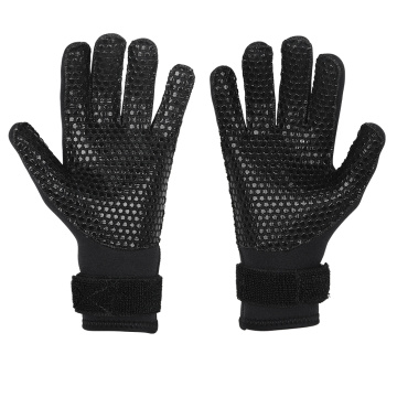 Seaskin Long Neoprene Gloves Go Outdoors In Winter