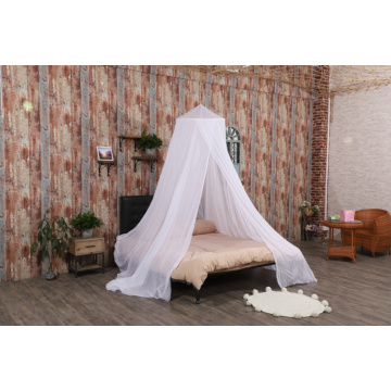 Bedroom Circular Mosquito Net beds Cotton Bed Canopy