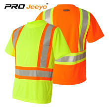 ENISO 20471 reflective T-shirt with high quality