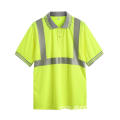 Full sleeve Safety Mesh fabric Work Wear Shirts