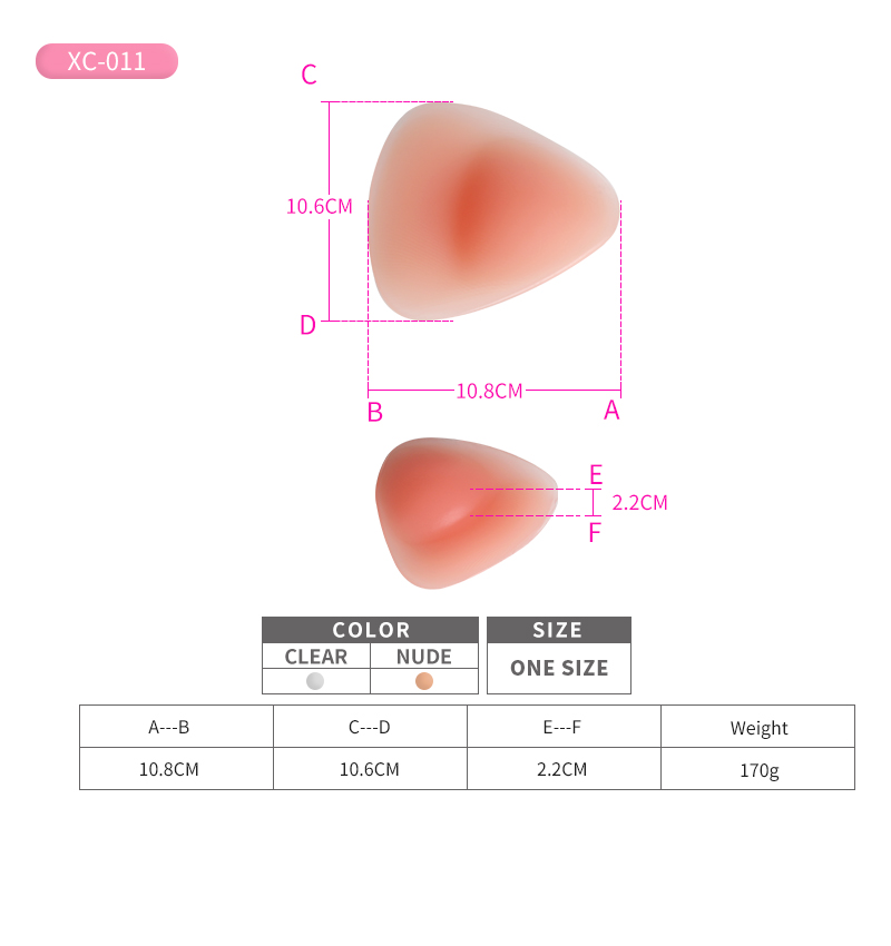 Enhancer Breast Insert