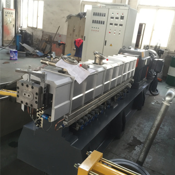 Parallel Counter Rotation Twin Screw Extruder