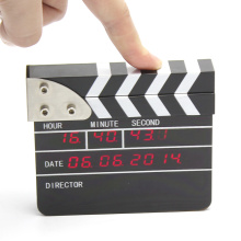 Mini Clap-stick Digital Clock --Couple
