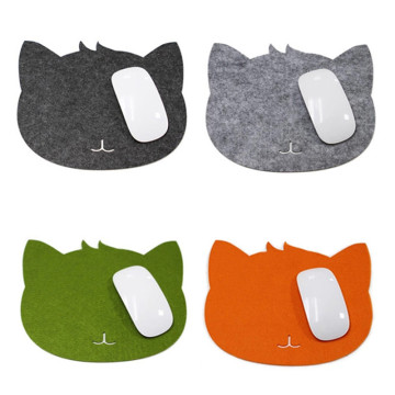 Mouse Pad Hot Cat Shape Picture Anti-Slip Laptop PC Mice Pad Mat Mousepad for Computer Optical Mouse Tools Accessories TXTB1