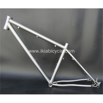 Colorful Mountain Bike Frame
