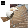 Synthetic Teak Decking EVA Rv Flooring Non-Slip Sheet
